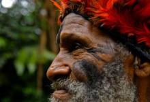 Papua new guinia highland